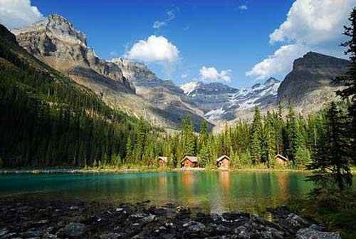 落基山脉国家公园群 体验绝美风景