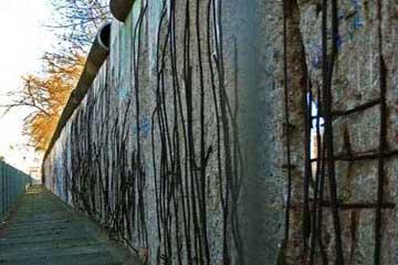 德国的柏林墙
