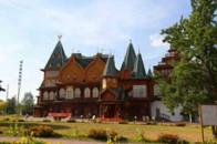 卡洛明斯克庄园(Музей-Заповедник Коломенское)