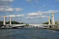 巴黎最美的大桥亚历山大三世桥