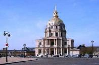 拿破仑的最后安息地巴黎荣军院