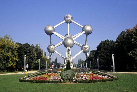比利时原子球塔