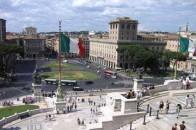 威尼斯广场:罗马的市中心