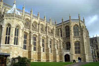 游走在温莎城堡看英国王室的家