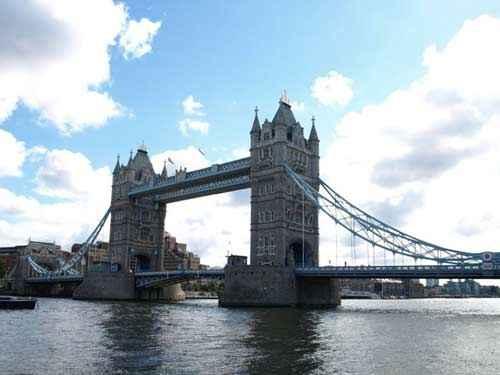 曾经见证过英国历史上黑暗时期的伦敦塔
