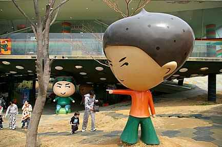 玩转韩国草莓妹妹主题公园