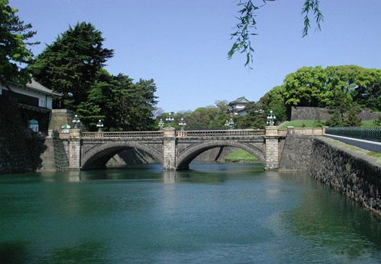 皇居外苑二重桥