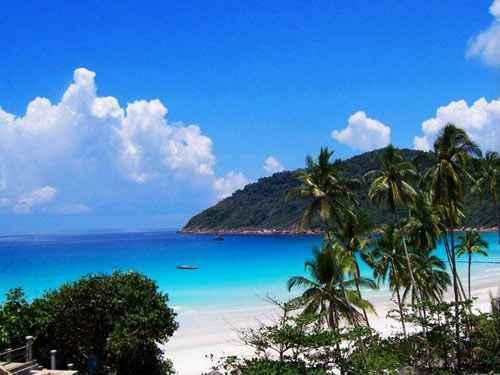 海浪都快乐的明星蜜月地马来西亚热浪岛 - 新疆旅行网