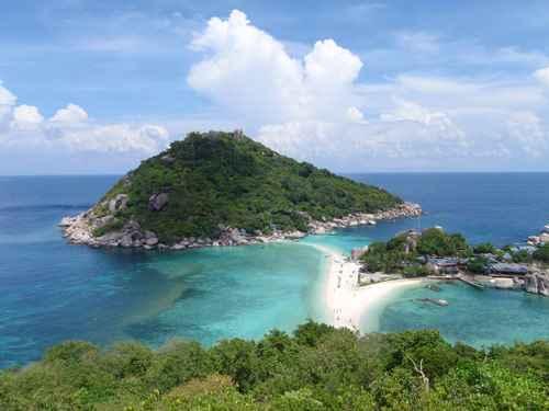 泰国金沙岛氧气