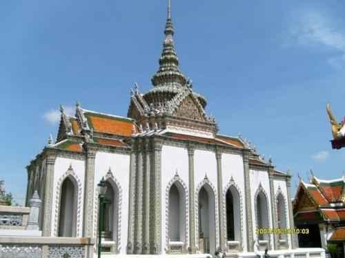 泰国大皇宫 - 新疆旅行网
