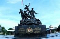 马来西亚英雄纪念碑