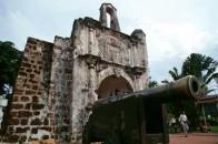 葡萄牙堡古城门
