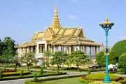 西哈努克大皇宫Royal Palace