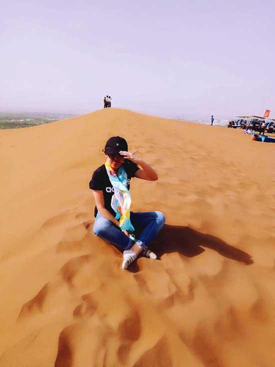 吐鲁番鄯善沙漠两日游记,图十二