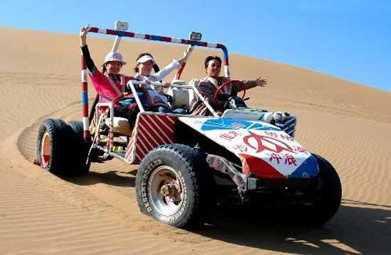 吐鲁番鄯善沙漠两日游记,图十三