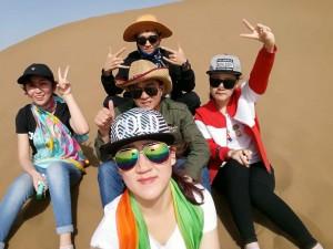 吐鲁番鄯善沙漠两日游记