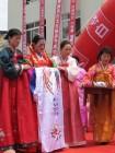 别开生面的朝鲜族传统婚礼