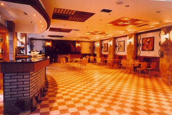 小型饭店组织结构图客房部