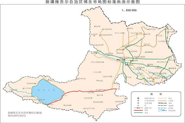 新疆博乐市地图_新疆旅行网