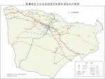 新疆哈密市地图