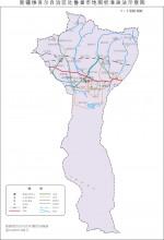 新疆吐鲁番市地图