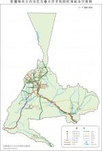 新疆乌鲁木齐市政区地图