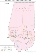 新疆阜康市地图