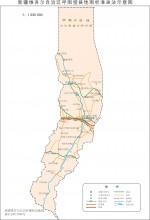 新疆呼图壁县地图