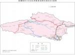 新疆和静县地图
