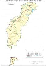 新疆克拉玛依市政区地图