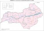 新疆阿合奇县地图