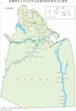 新疆阿瓦提县地图