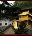 五台山·第一禅寺十万斤铜铸的殿(组图)