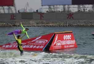 天津塘沽开海旅游节特惠活动进行中