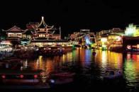 南京夫子庙秦淮河风景区