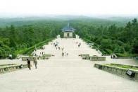 南京钟山中山陵景区