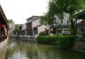 小桥流水的古镇锦溪