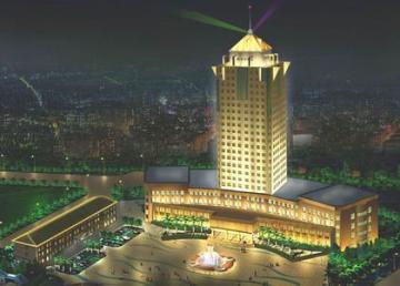 酒店名称:海螺国际大酒店