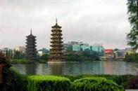 广西榕山湖景区