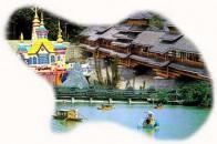 桂林乐满地休闲世界