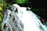 桂林古东瀑布景区