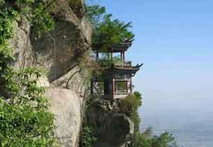 七大西山之一:桂平西山