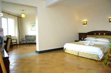 三亚海星椰林度假酒店_客房图片