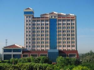 新疆哈密宾馆