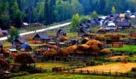 新疆西北第一村白哈巴景区介绍
