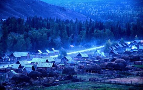新疆西北第一村白哈巴景区介绍,图二