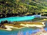 新疆喀纳斯景区介绍
