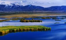 新疆阿勒泰可可托海