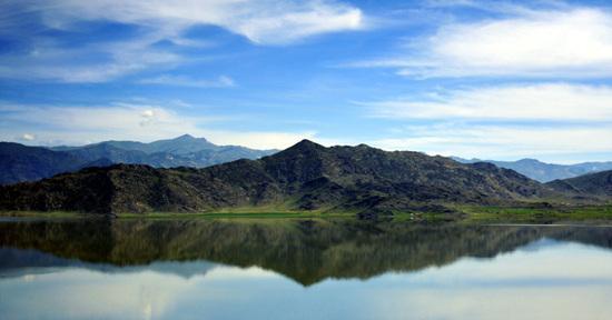 新疆阿勒泰富蕴可可托海伊雷木湖景点介绍,图四