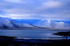 新疆阿图什喀拉库勒湖风景区